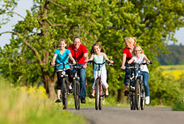 family-bike-ride
