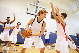 Teen Basketball Leagues 104