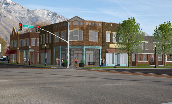 Community center business plan