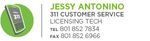Licensing Contact Card