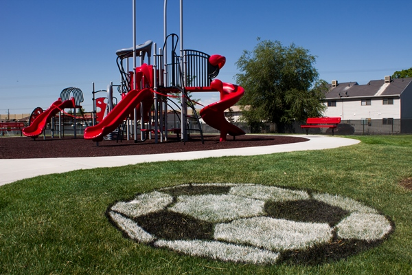 Franklin Park Grand Opening