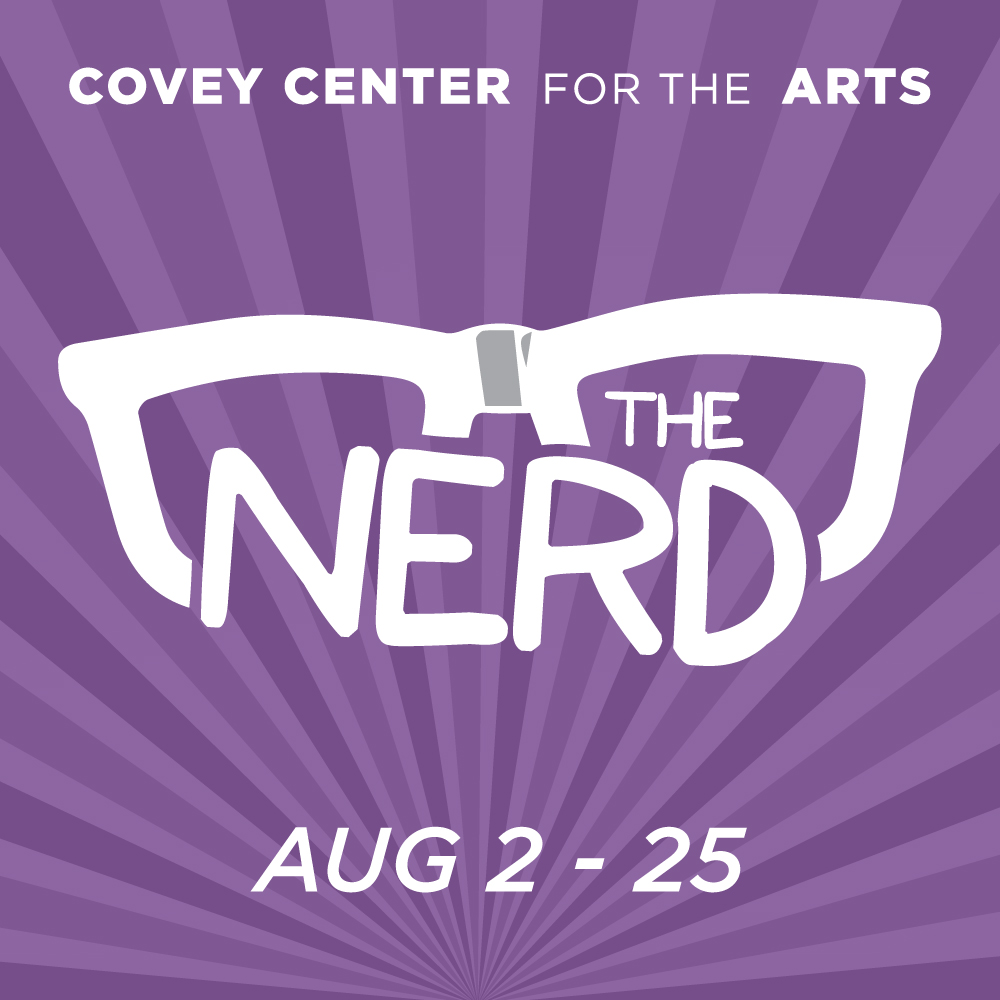 The Nerd at the Covey Center