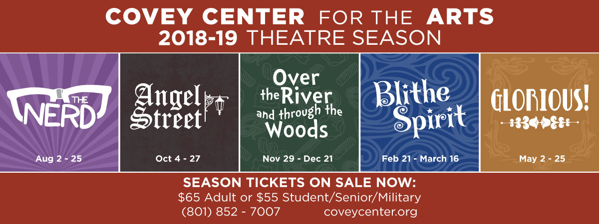 Covey Center Black Box Season 2018 - 2019
