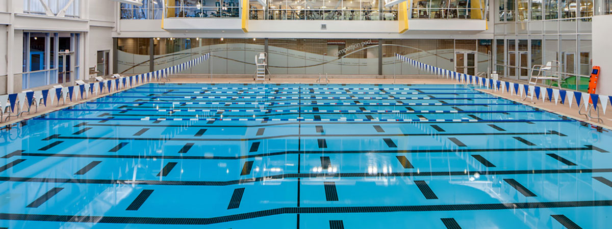 Aquatics city of provo ut for How deep is a olympic swimming pool