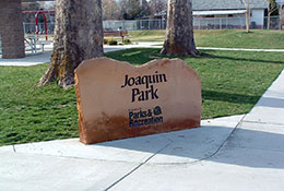 Joaquin-Park-sign