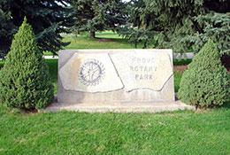 Rotary-Park-sign