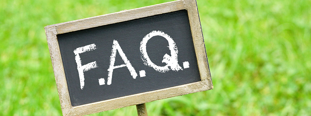 FAQ-in-grass