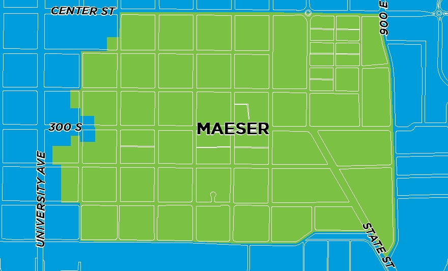 Neighborhood Maeser