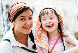downs-syndrome-girl-and-teacher