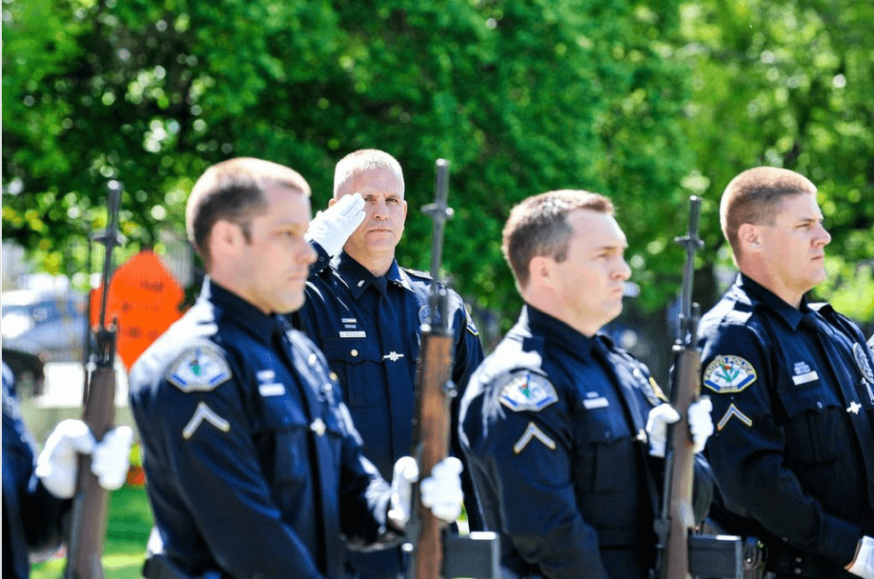 Become a Police Officer | City of Provo, UT