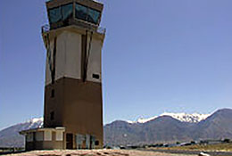 Air traffic tower