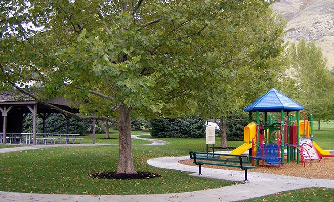 parks details pavilion reservations city of provo ut