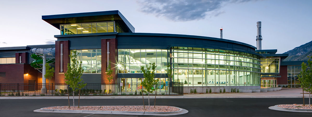 Recreation Center | City of Provo, UT