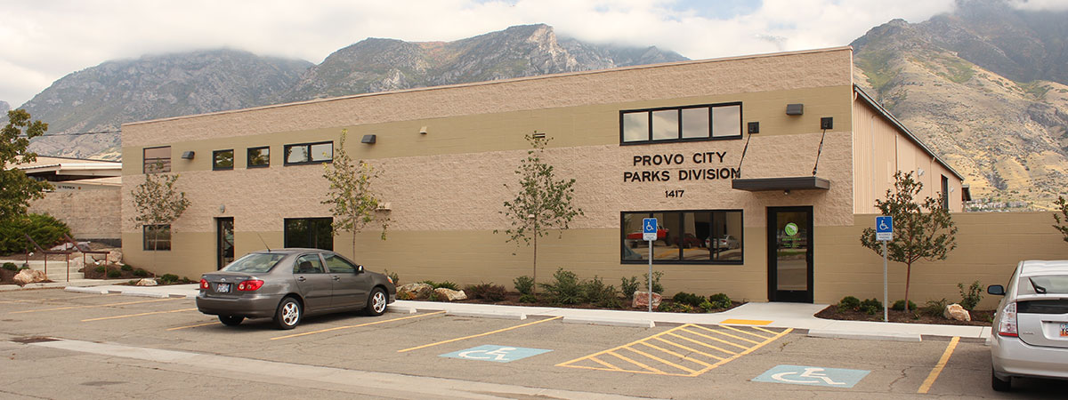 Parks Division Office