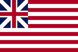 Grand Union or Continental Colors