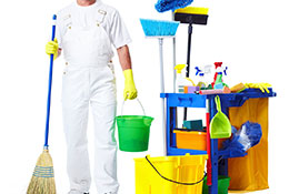 cleaning-person