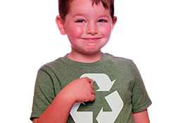 recycle child