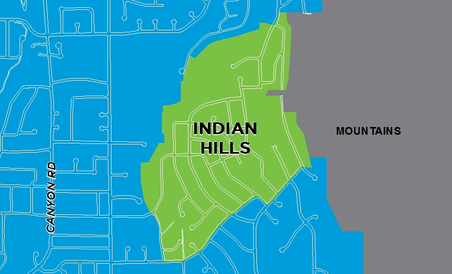 Neighborhood Indian Hills