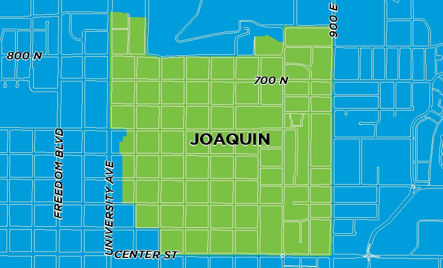 Neighborhood Joaquin