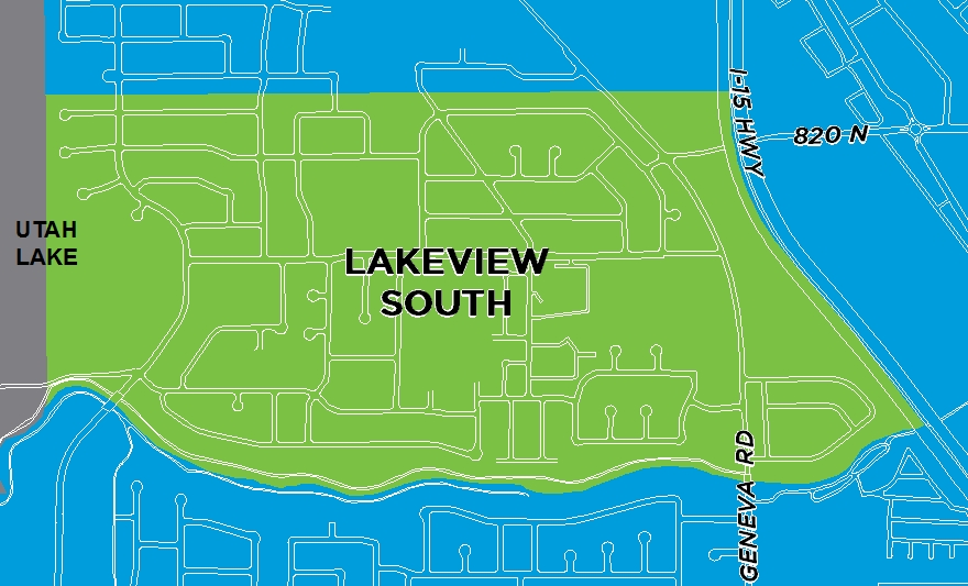 Neighborhood Lakeview South