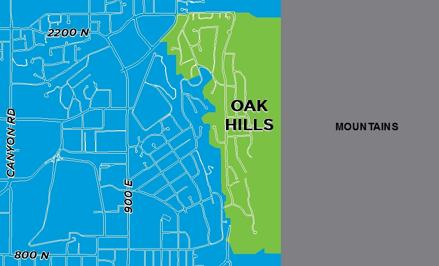 Neighborhood Oak Hills