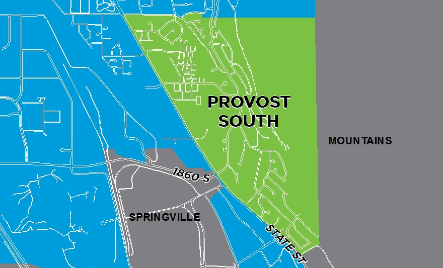 Neighborhood Provost South
