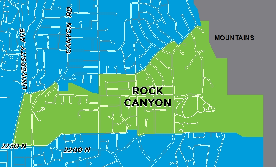 Neighborhood Rock Canyon