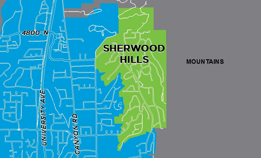 Neighborhood Sherwood Hills